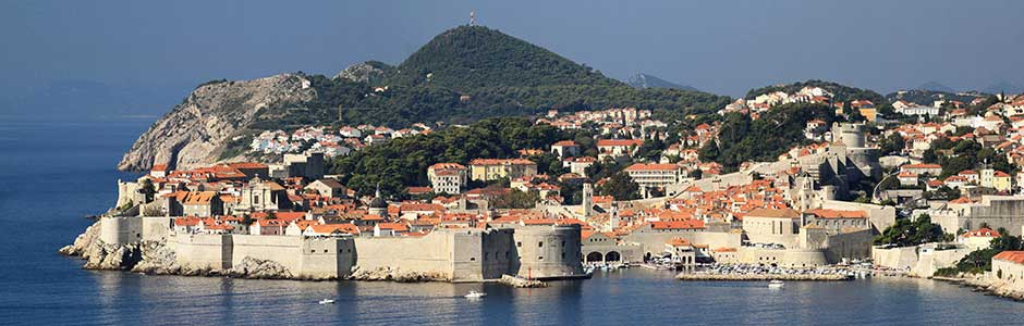 Riviera Dubrovnik Kroatien