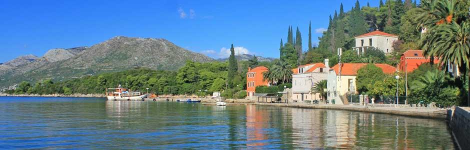 Riviera Elafiti Croatia
