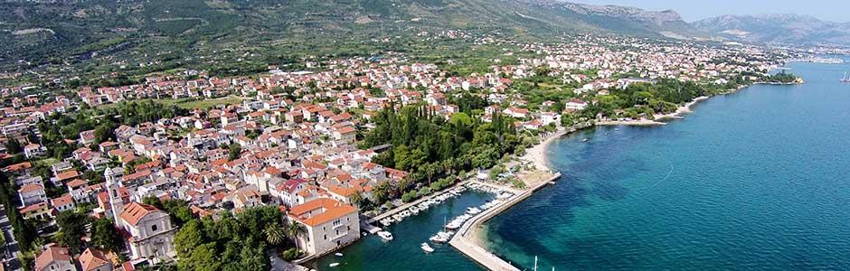 Riviera Kaštela Croatia