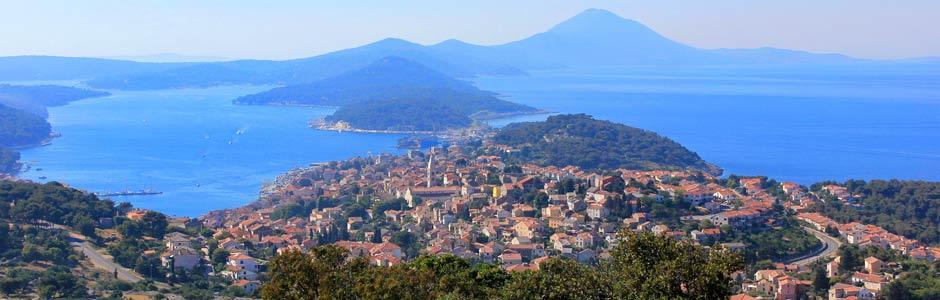Riviera Lošinj Croatia