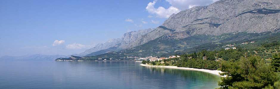 Riviera Makarska Kroatien