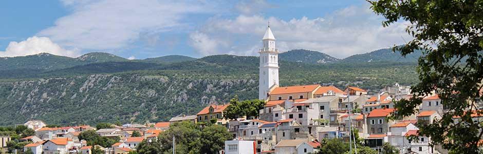 Novi Vinodolski Chorwacja