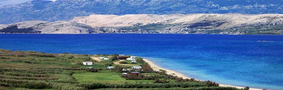 Riviera Pag Croatia