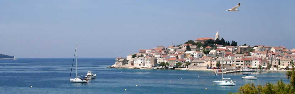 Riviera Primošten Croaţia