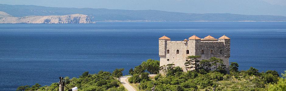 Riviera Senj Croazia