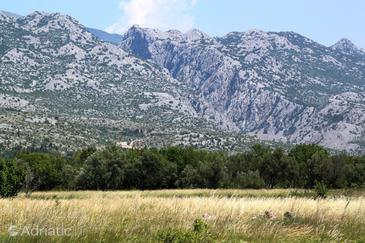 National park Paklenica in Croatia