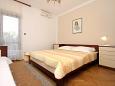 Bedroom 2 - Apartment A-10009-b - Apartments Marušići (Omiš) - 10009