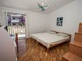 Bedroom 3 - Apartment A-10014-d - Apartments Mali Rat (Omiš) - 10014