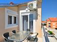 Terrace - Apartment A-10022-b - Apartments Vodice (Vodice) - 10022