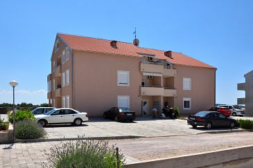 Property Vodice (Vodice) - Accommodation 10022 - Apartments with pebble beach.