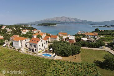 Property Lumbarda (Korčula) - Accommodation 10039 - Vacation Rentals with sandy beach.