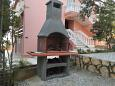Prižba, Korčula, Courtyard 10061 - Apartments blizu mora.