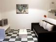Living room - Apartment A-1008-a - Apartments Pisak (Omiš) - 1008