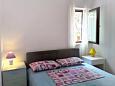 Bedroom 1 - Apartment A-1008-a - Apartments Pisak (Omiš) - 1008