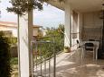 Terrace - Apartment A-1008-a - Apartments Pisak (Omiš) - 1008