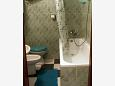 Bathroom - Apartment A-1008-b - Apartments Pisak (Omiš) - 1008