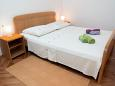 Bedroom - Apartment A-1010-c - Apartments Pisak (Omiš) - 1010