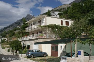 Property Pisak (Omiš) - Accommodation 1010 - Apartments near sea with pebble beach.
