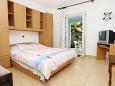 Bedroom 1 - Apartment A-10100-a - Apartments Orebić (Pelješac) - 10100
