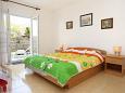 Bedroom 2 - Apartment A-10100-a - Apartments Orebić (Pelješac) - 10100