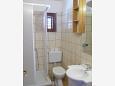 Bathroom - Apartment A-1011-a - Apartments Pisak (Omiš) - 1011