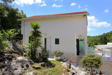 Property Luka (Pelješac) - Accommodation 10114 - Vacation Rentals with pebble beach.