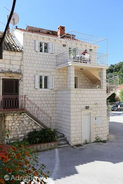 Property Trstenik (Pelješac) - Accommodation 10119 - Apartments near sea with pebble beach.
