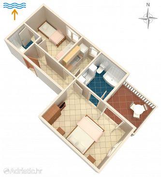 Apartment A-10126-a - Apartments Drače (Pelješac) - 10126