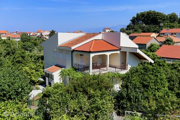 Property Trpanj (Pelješac) - Accommodation 10131 - Apartments with pebble beach.