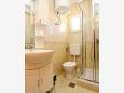 Bathroom - Apartment A-10138-a - Apartments Sreser (Pelješac) - 10138