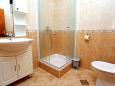 Bathroom - Apartment A-10138-c - Apartments Sreser (Pelješac) - 10138