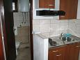 Kitchen - Apartment A-1014-g - Apartments Pisak (Omiš) - 1014