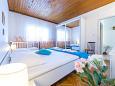 Bedroom 2 - House K-10162 - Vacation Rentals Orebić (Pelješac) - 10162