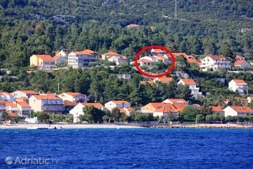 Property Orebić (Pelješac) - Accommodation 10173 - Apartments with pebble beach.