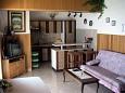 Living room - Apartment A-1018-a - Apartments Pisak (Omiš) - 1018