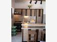 Kitchen - Apartment A-1018-a - Apartments Pisak (Omiš) - 1018