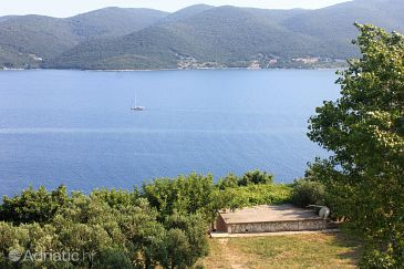 Property Viganj (Pelješac) - Accommodation 10183 - Apartments with pebble beach.