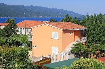 Property Viganj (Pelješac) - Accommodation 10187 - Apartments near sea with pebble beach.