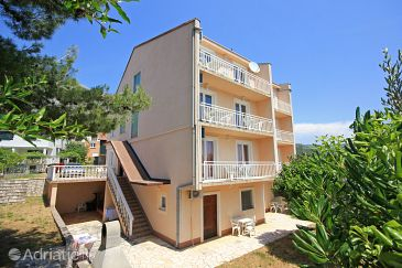 Property Orebić (Pelješac) - Accommodation 10191 - Apartments and Rooms with pebble beach.