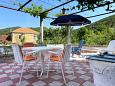 Terrace - House K-10209 - Vacation Rentals Popova Luka (Pelješac) - 10209