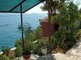 Courtyard Zavode (Omiš) - Accommodation 1021 - Apartments near sea with pebble beach.
