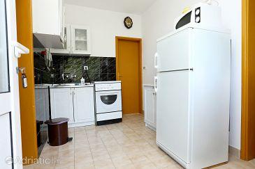 Blaževo, Kitchen 1 u smještaju tipa apartment, dopusteni kucni ljubimci.