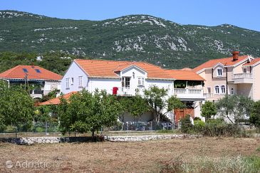 Property Mali Ston (Pelješac) - Accommodation 10226 - Apartments near sea with pebble beach.