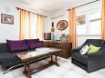 Living room - Apartment A-1024-a - Apartments Marušići (Omiš) - 1024