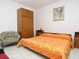 Bedroom 2 - Apartment A-1024-a - Apartments Marušići (Omiš) - 1024