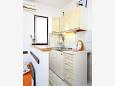 Kitchen - Studio flat AS-1024-a - Apartments Marušići (Omiš) - 1024