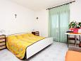 Bedroom - Studio flat AS-1024-a - Apartments Marušići (Omiš) - 1024