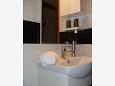 Bathroom - Studio flat AS-10256-b - Apartments Orebić (Pelješac) - 10256