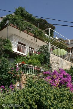 Property Stanići (Omiš) - Accommodation 1026 - Apartments near sea with pebble beach.