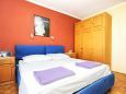 Trogir, Bedroom 1 u smještaju tipa apartment, WIFI.